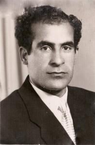 یوسف زرگری مدیر دبیرستان آذرآبادگان