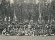 دانش آموزان پیشاهنگ مدرسه هدایت در سال ۱۳۱۵