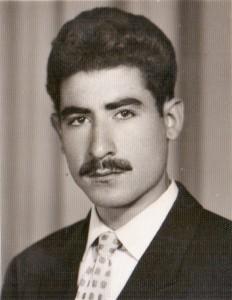 عسگر حامدی دبیر ادبیات