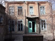ساختمان مدرسه فیوضات