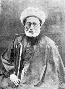 حاج میرزا محسن خوشنویس عماد اردبیلی متخلص به حالی