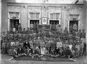 تصاویری از دبستان دولتی انوری در سالهای دور
